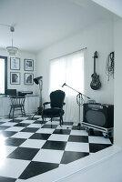 Bildnr.: 11017669<br/><b>Feature: 00790027 - Klare Kontraste</b><br/>Haus eines Fotografen in Gustafs, Schweden<br />living4media / Bj&#246;rnsdotter, Magdalena