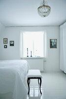 Bildnr.: 11017699<br/><b>Feature: 00790027 - Klare Kontraste</b><br/>Haus eines Fotografen in Gustafs, Schweden<br />living4media / Bj&#246;rnsdotter, Magdalena