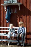 Bildno.: 11021991<br/><b>Feature: 00790031 - Happy. Naturally.</b><br/>Swedish House in Falun<br />living4media / Bj&#246;rnsdotter, Magdalena