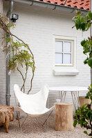 Bildnr.: 11006645<br/><b>Feature: 00790114 - Spiel der Kontraste</b><br/>A country house belonging to an interior designer, Niederlande<br />living4media / Claessens, Bieke