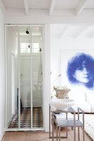 Bildnr.: 11006649<br/><b>Feature: 00790114 - Spiel der Kontraste</b><br/>A country house belonging to an interior designer, Niederlande<br />living4media / Claessens, Bieke