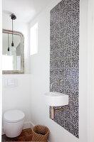Bildnr.: 11006673<br/><b>Feature: 00790114 - Spiel der Kontraste</b><br/>A country house belonging to an interior designer, Niederlande<br />living4media / Claessens, Bieke
