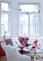 Bildnr.: 11074333<br/><b>Feature: 00790199 - Weihnachten in Wien</b><br/>Weihnachten ist ein Bastelfest f&#252;r die Familie M&#252;ller<br />living4media / Bauer, Christine