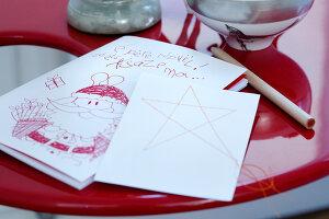 Bildnr.: 11074365<br/><b>Feature: 00790199 - Weihnachten in Wien</b><br/>Weihnachten ist ein Bastelfest f&#252;r die Familie M&#252;ller<br />living4media / Bauer, Christine