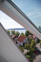Bildnr.: 11017091<br/><b>Feature: 11017085 - Heller Hochsitz</b><br/>Wohnen im Dachgeschoss eines ehemaligen Postamtes<br />living4media / Heinze, Winfried