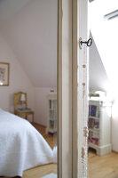 Bildnr.: 11017093<br/><b>Feature: 11017085 - Heller Hochsitz</b><br/>Wohnen im Dachgeschoss eines ehemaligen Postamtes<br />living4media / Heinze, Winfried