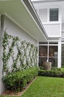 Bildno.: 11018615<br/><b>Feature: 11018591 - Relaxed but stylish</b><br/>Hamptons style beach house near Palm Beach<br />living4media / Bayside