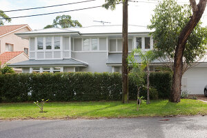 Bildno.: 11018617<br/><b>Feature: 11018591 - Relaxed but stylish</b><br/>Hamptons style beach house near Palm Beach<br />living4media / Bayside