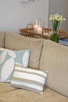 Bildno.: 11018635<br/><b>Feature: 11018591 - Relaxed but stylish</b><br/>Hamptons style beach house near Palm Beach<br />living4media / Bayside
