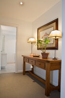 Bildno.: 11018661<br/><b>Feature: 11018591 - Relaxed but stylish</b><br/>Hamptons style beach house near Palm Beach<br />living4media / Bayside