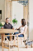 Bildnr.: 11031143<br/><b>Feature: 11031132 - Im Luxus daheim</b><br/>Komfortables Haus in New South Wales mit franz&#246;sischem Look<br />living4media / Bauer Syndication