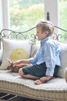 Bildnr.: 11031151<br/><b>Feature: 11031132 - Im Luxus daheim</b><br/>Komfortables Haus in New South Wales mit franz&#246;sischem Look<br />living4media / Bauer Syndication