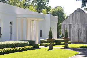 Bildnr.: 11031211<br/><b>Feature: 11031132 - Im Luxus daheim</b><br/>Komfortables Haus in New South Wales mit franz&#246;sischem Look<br />living4media / Bauer Syndication