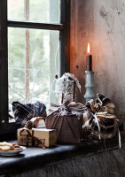 Bildnr.: 11032661<br/><b>Feature: 11032638 - Vintage Christmas</b><br/>Vintage-Weihnachts-Dekorationen<br />living4media / Bauer, Christine