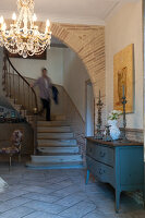 Bildno.: 11061475<br/><b>Feature: 11061397 - New Aristocracy</b><br/>Elegantly furnished home in downtown G&#233;n&#233;rac<br />living4media / Madamour, Christophe
