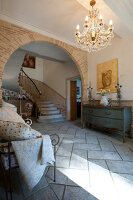 Bildno.: 11061493<br/><b>Feature: 11061397 - New Aristocracy</b><br/>Elegantly furnished home in downtown G&#233;n&#233;rac<br />living4media / Madamour, Christophe