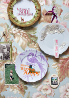 Bildno.: 11066151<br/><b>Feature: 11066146 - The Art of Presentation</b><br/>Create a collage from your favourite things<br />living4media / Bauer, Christine