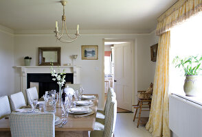 Bildno.: 11101479<br/><b>Feature: 11101472 - Dream Home plus Dream Kitchen</b><br/>Transformation of an old country house in Sussex<br />living4media / Vincent, Wayne