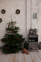 Bildno.: 11101595<br/><b>Feature: 11101591 - Christmas Trees and More</b><br/>A tree doesn't have to be evergreen<br />living4media / Grossmann.Schuerle