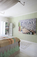 Bildnr.: 11126125<br/><b>Feature: 11126103 - Gr&#252;n(d)lich dekoriert</b><br/>Gr&#252;n in allen Varianten verziert ein Haus in Norwegen<br />living4media / Nordstrom, Annette