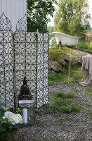 Bildnr.: 11126131<br/><b>Feature: 11126103 - Gr&#252;n(d)lich dekoriert</b><br/>Gr&#252;n in allen Varianten verziert ein Haus in Norwegen<br />living4media / Nordstrom, Annette