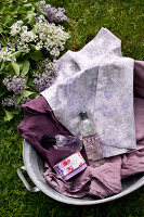 Bildno.: 11126207<br/><b>Feature: 11126197 - Lilac and Leisure</b><br/>Lilacs and the scent of summer<br />living4media / Nordstrom, Annette