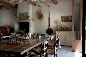 Bildno.: 11136521<br/><b>Feature: 11136451 - Bastide La Garance</b><br/>B &amp; B in beautiful Provence<br />living4media / Madamour, Christophe