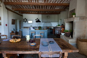 Bildno.: 11136525<br/><b>Feature: 11136451 - Bastide La Garance</b><br/>B &amp; B in beautiful Provence<br />living4media / Madamour, Christophe