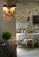 Bildno.: 11136709<br/><b>Feature: 11136666 - Champagne for Breakfast</b><br/>A decorator's home in the Marne region of Champagne<br />living4media / Madamour, Christophe