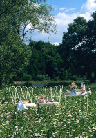 Bildno.: 11146863<br/><b>Feature: 11146859 - Romantic Picnic</b><br/>Enjoy summer with a picnic in the park<br />living4media / Bauer, Christine