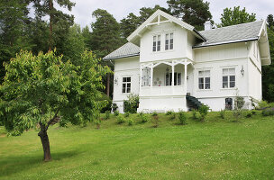 Bildno.: 11149553<br/><b>Feature: 11149551 - Elle Villa</b><br/>A Dream house in Oslo, Norway<br />living4media / Nordstrom, Annette