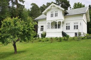 Bildno.: 11149553<br/><b>Feature: 11149551 - Elle Villa</b><br/>A Dream house in Oslo, Norway<br />living4media / Annette &amp; Christian