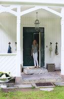 Bildno.: 11149557<br/><b>Feature: 11149551 - Elle Villa</b><br/>A Dream house in Oslo, Norway<br />living4media / Annette &amp; Christian