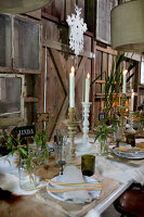 Bildno.: 11151849<br/><b>Feature: 11151837 - Celebrate Autumn</b><br/>Barn party is a feast for all senses<br />living4media / Annette &amp; Christian