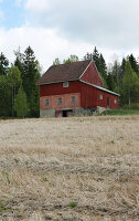 Bildno.: 11155779<br/><b>Feature: 11155754 - A Farm in Norway</b><br/>Country Charm in Vesby, Norway<br />living4media / Nordstrom, Annette