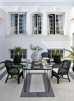 Bildno.: 11177093<br/><b>Feature: 11177059 - Italian Style, Tunisian Charm</b><br/>Simplicity and light characterise this villa in Tunis<br />living4media / Kaplan, Marina