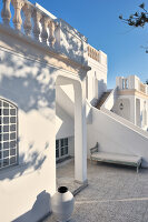Bildno.: 11177095<br/><b>Feature: 11177059 - Italian Style, Tunisian Charm</b><br/>Simplicity and light characterise this villa in Tunis<br />living4media / Del Olmo, Henri