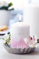 Bildno.: 11183023<br/><b>Feature: 11182973 - Beyond Baking</b><br/>Decorating ideas using baking pans<br />living4media / Taube, Franziska