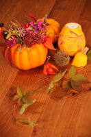 Bildno.: 11188305<br/><b>Feature: 11188280 - Autumn Magic</b><br/>The garden yields colourful leaves, nuts and fruit to decorate your home<br />living4media / Raider, Peter