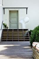 Bildnr.: 11205039<br/><b>Feature: 11205003 - Ambitioniertes Ambiente</b><br/>Haus einer Einrichtungsspezialistin in Berlin<br />living4media / Tuesday, June