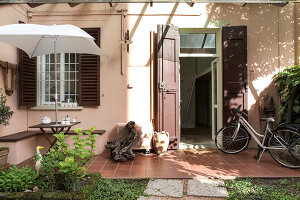 Bildno.: 11208125<br/><b>Feature: 11208093 - Like Being at Home</b><br/>Holiday home in Bologna, Italy<br />living4media / Cimarosti, Brando