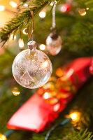 Bildnr.: 11216239<br/><b>Feature: 11216227 - Wo Weihnachten wohnt</b><br/>Klassisch dekoriertes Landhaus in Nottinghamshire, England<br />living4media / von Einsiedel, Andreas