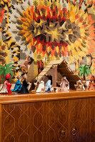Bildnr.: 11216243<br/><b>Feature: 11216227 - Wo Weihnachten wohnt</b><br/>Klassisch dekoriertes Landhaus in Nottinghamshire, England<br />living4media / von Einsiedel, Andreas