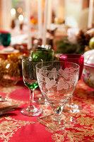 Bildnr.: 11216257<br/><b>Feature: 11216227 - Wo Weihnachten wohnt</b><br/>Klassisch dekoriertes Landhaus in Nottinghamshire, England<br />living4media / von Einsiedel, Andreas