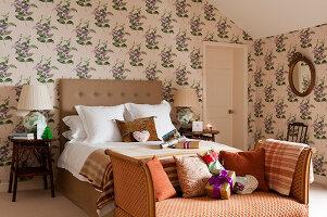 Bildnr.: 11216271<br/><b>Feature: 11216227 - Wo Weihnachten wohnt</b><br/>Klassisch dekoriertes Landhaus in Nottinghamshire, England<br />living4media / von Einsiedel, Andreas