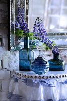 Bildno.: 11223653<br/><b>Feature: 11223640 - A Rhapsody in Blue</b><br/>Decorating with shades of blue<br />living4media / Annette &amp; Christian