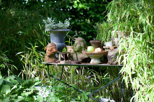 Bildno.: 11223703<br/><b>Feature: 11223659 - Green and Grand</b><br/>Romantic garden in Limburg, Belgium<br />living4media / Pietrek, Sibylle
