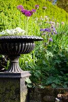 Bildnr.: 11223737<br/><b>Feature: 11223710 - Formvollendet</b><br/>Heerenhof, ein idyllischer Garten in Maastricht<br />living4media / Pietrek, Sibylle