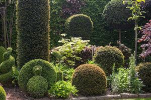 Bildno.: 11223871<br/><b>Feature: 11223835 - Woman's Touch</b><br/>Lush garden in the Netherlands<br />living4media / Pietrek, Sibylle