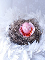 Bildno.: 11228917<br/><b>Feature: 11228896 - A Happy Easter</b><br/>Easter decoration for your home and table<br />living4media / Manduzio, Matteo